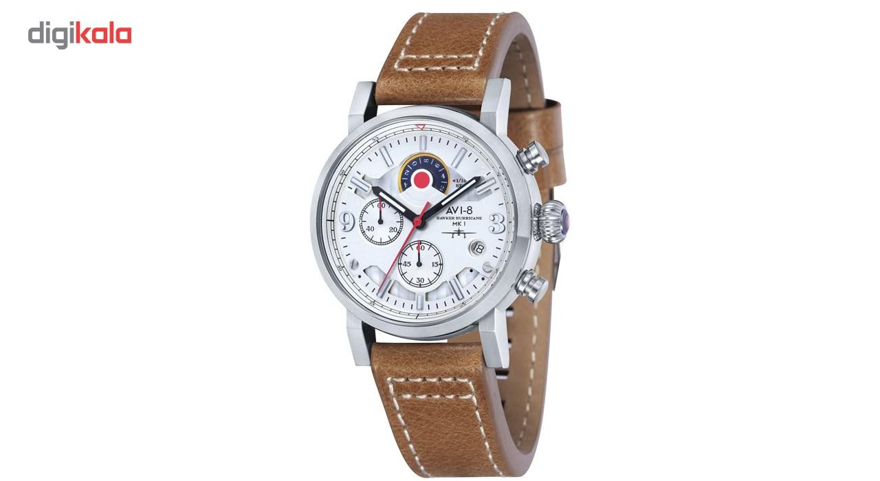 خرید ساعت مچی عقربه ای مردانه ای وی-8 مدل AV-4041-01
