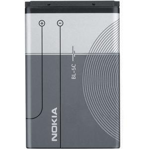 باتری موبایل مناسب برای نوکیا BL-5C با ظرفیت 1020 میلی آمپر ساعت