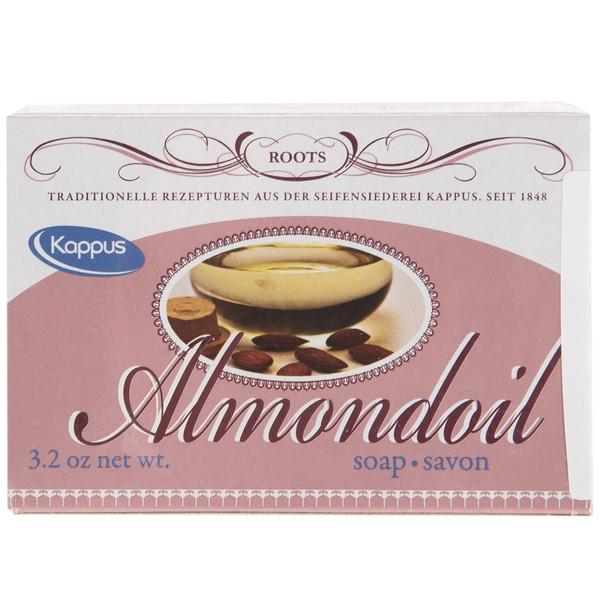 صابون کاپوس مدل Almond Oil مقدار 100 گرم