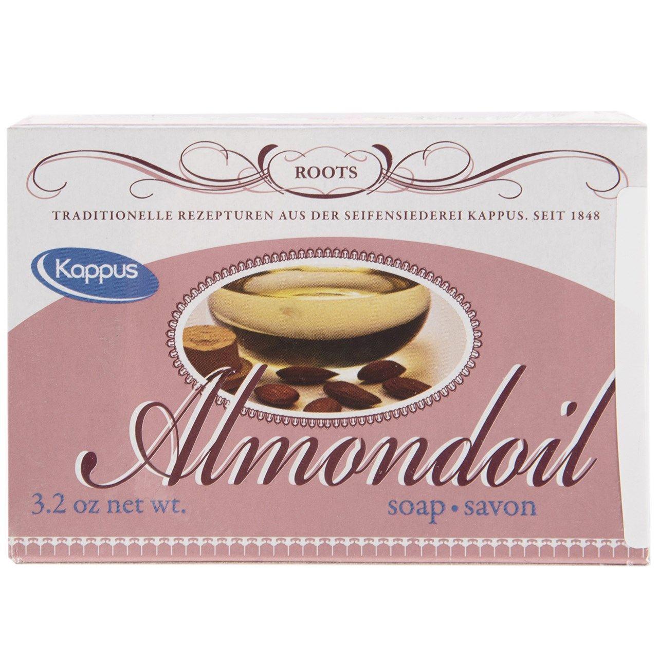 صابون کاپوس مدل Almond Oil مقدار 100 گرم -  - 1