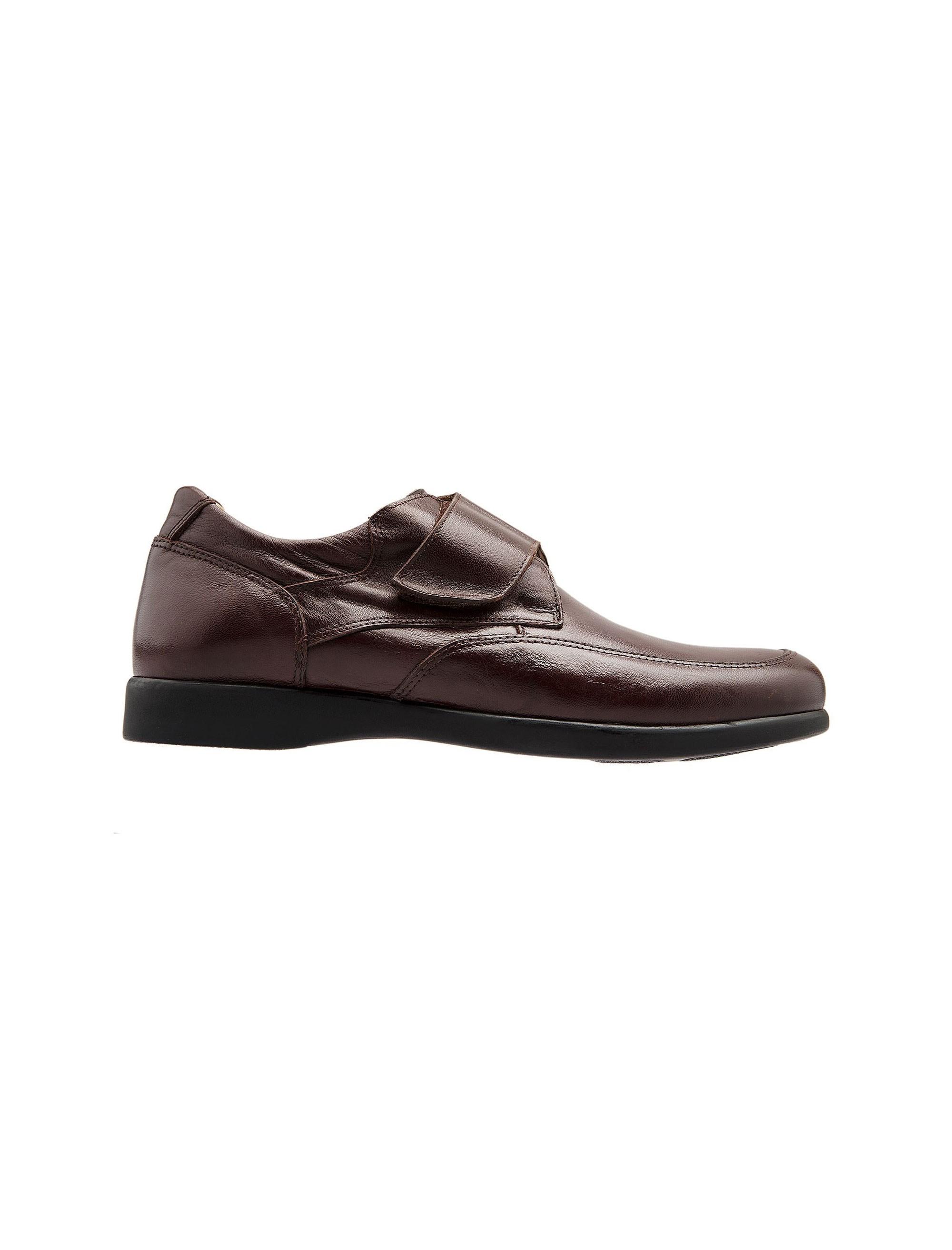 کفش اداری چرم مردانه - شهر چرم