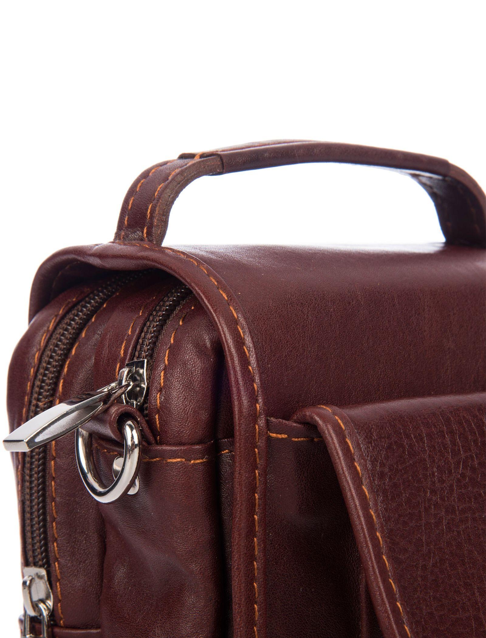کیف پاسپورتی چرم مردانه - شهر چرم - سماقي - 5