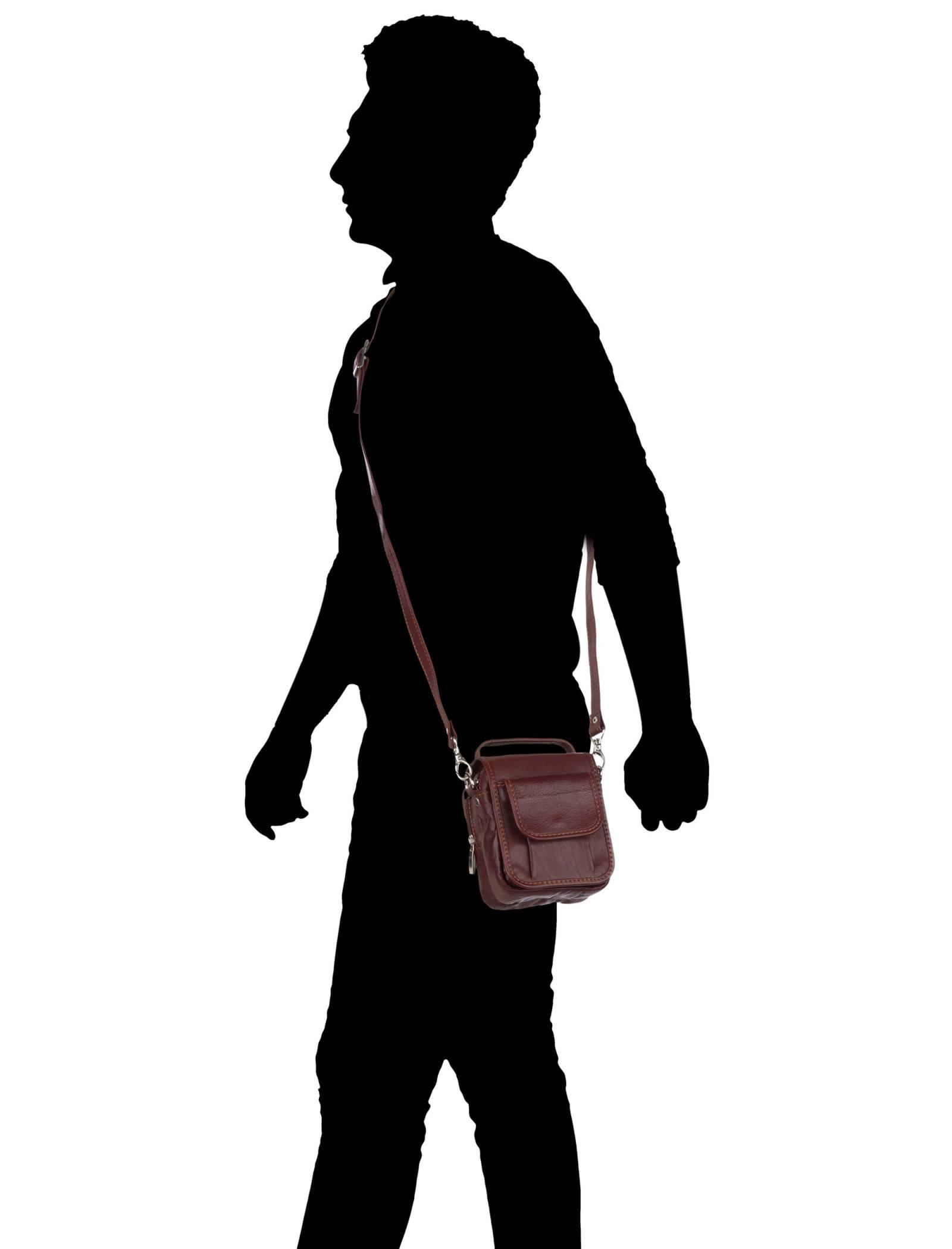 کیف پاسپورتی چرم مردانه - شهر چرم - سماقي - 7