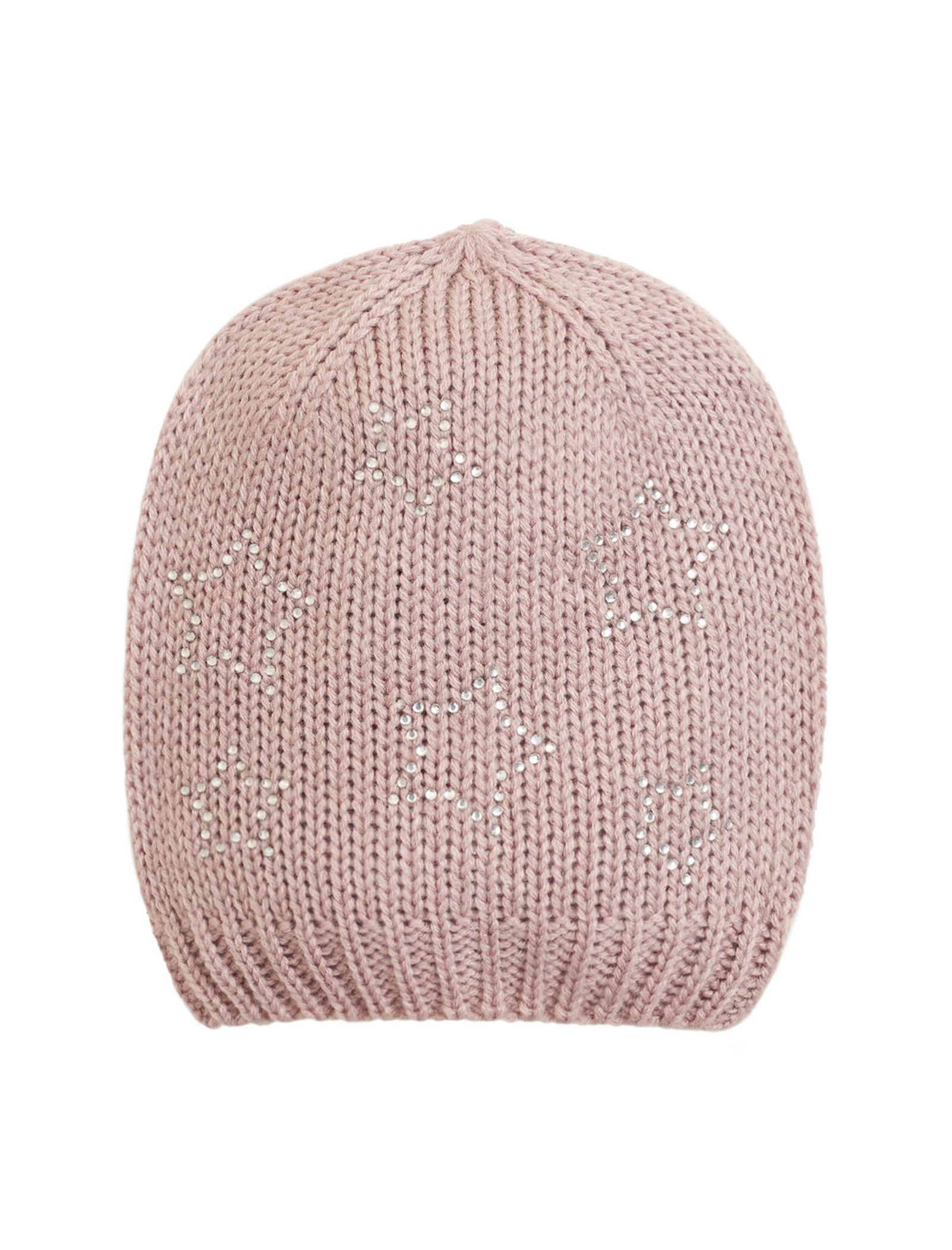کلاه زمستانی دخترانه - مانگو - صورتي - 1