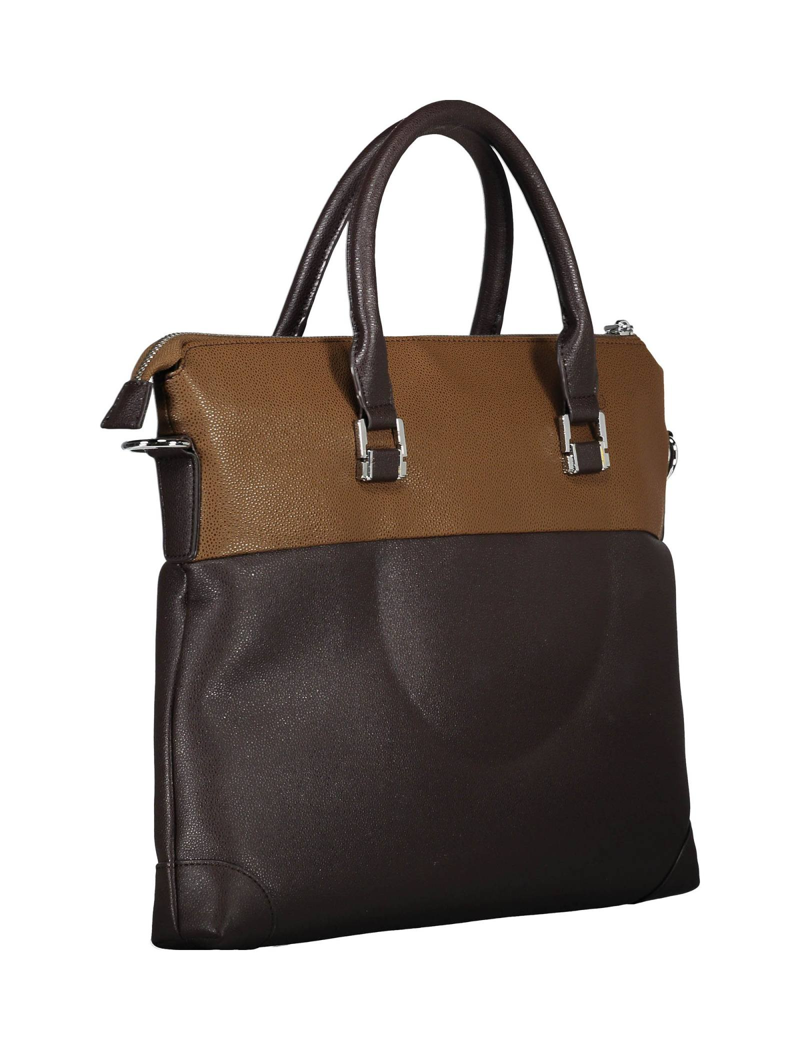 کیف دستی روزمره زنانه - باتا - قهوه اي - 4