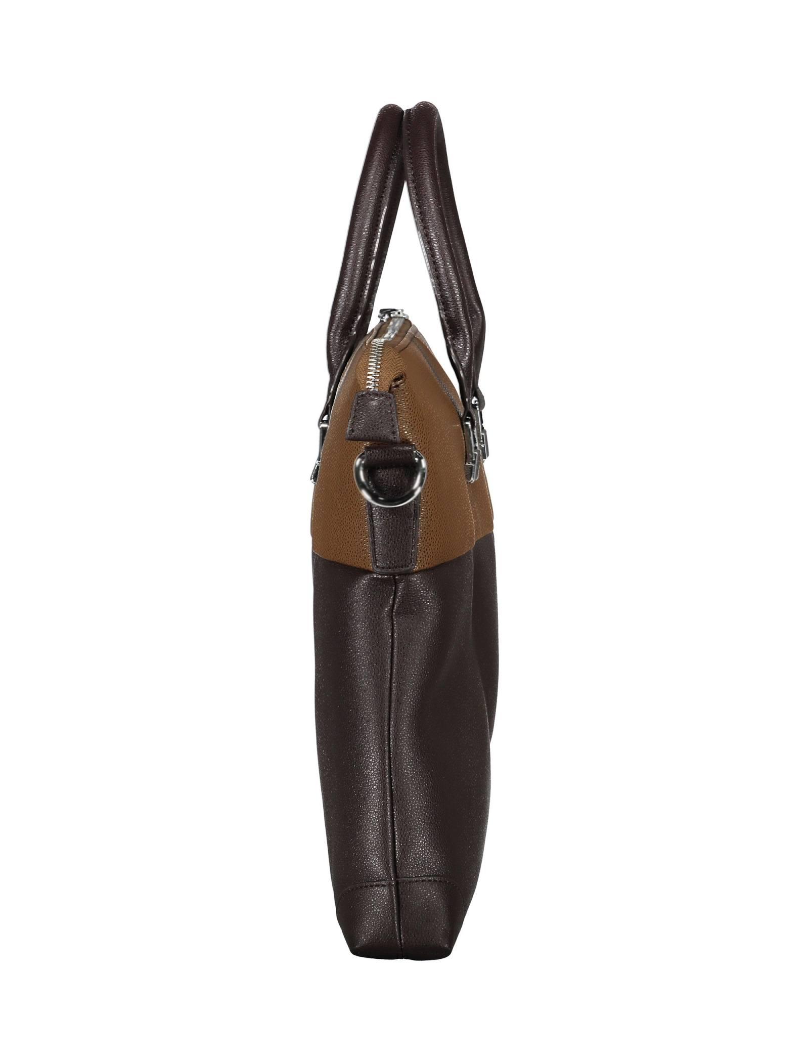 کیف دستی روزمره زنانه - باتا - قهوه اي - 5