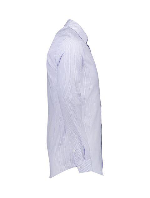 پیراهن رسمی مردانه - آبي روشن - 3