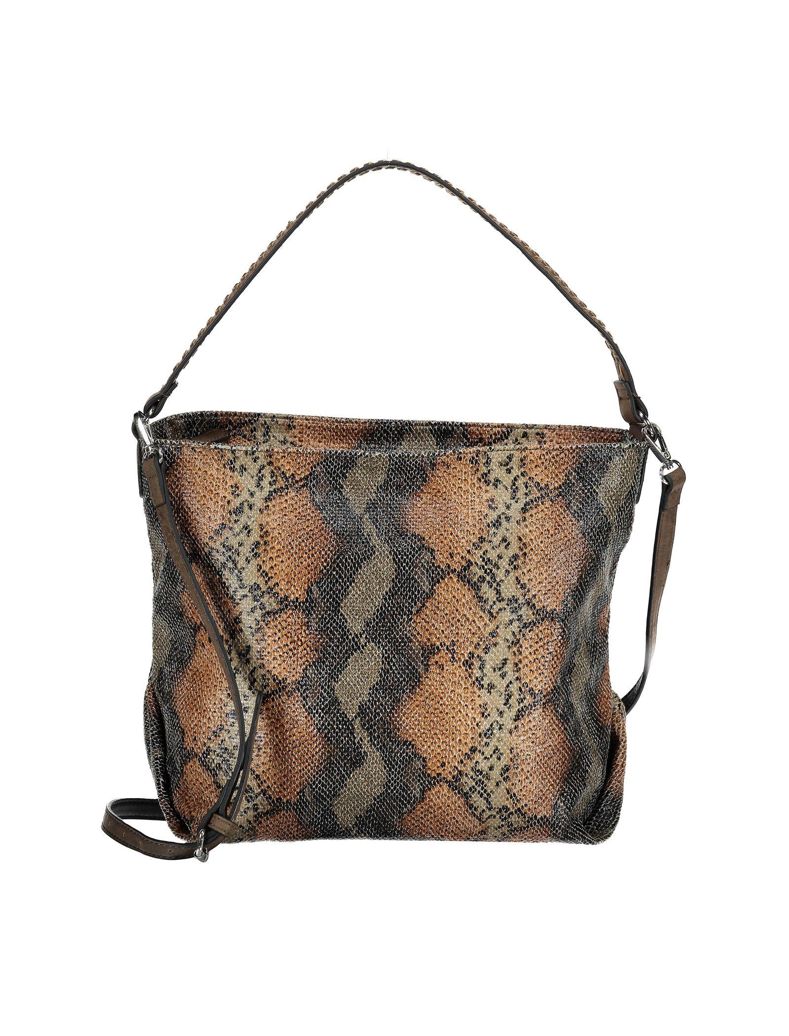 کیف دستی زنانه - پونت روما - قهوه اي - 1