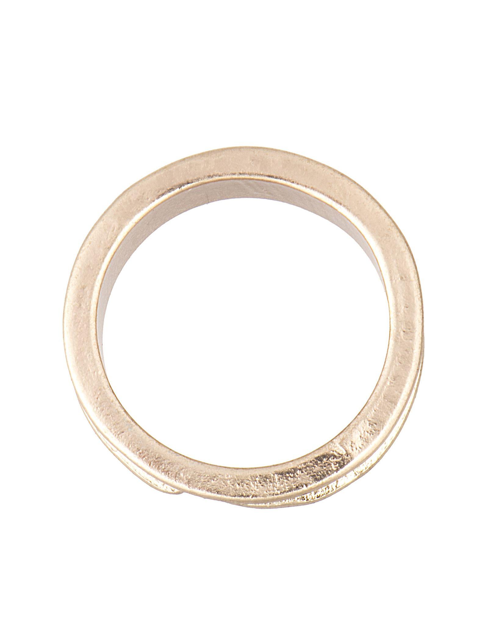 انگشتر نگین دار زنانه - پارفوا - طلايي - 2