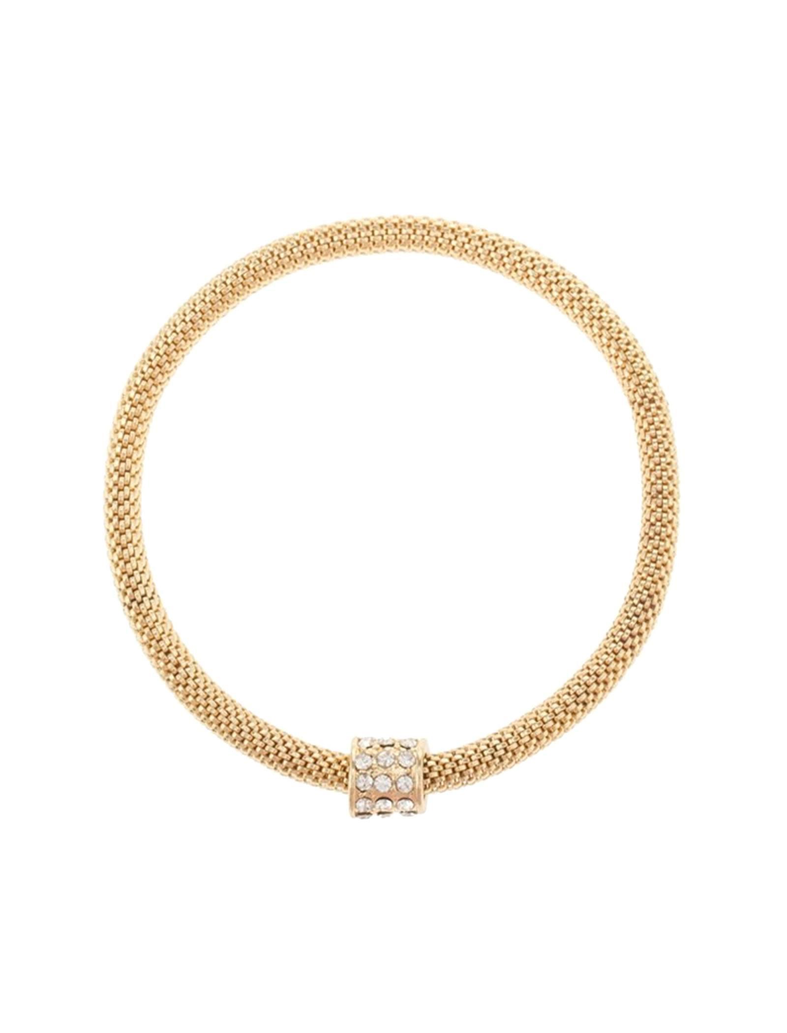 دستبند زنانه - پارفوا - طلايي - 1