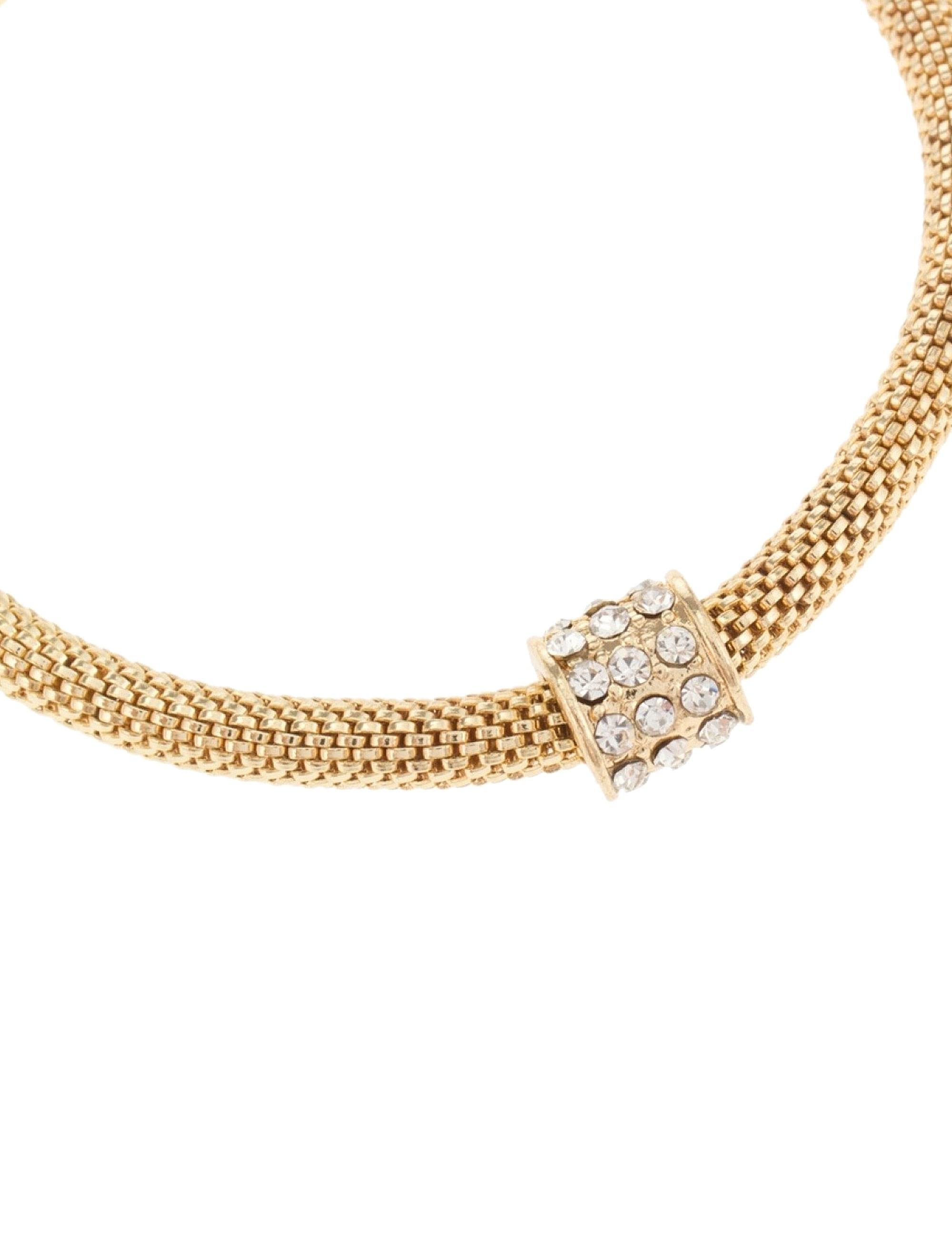 دستبند زنانه - پارفوا - طلايي - 2