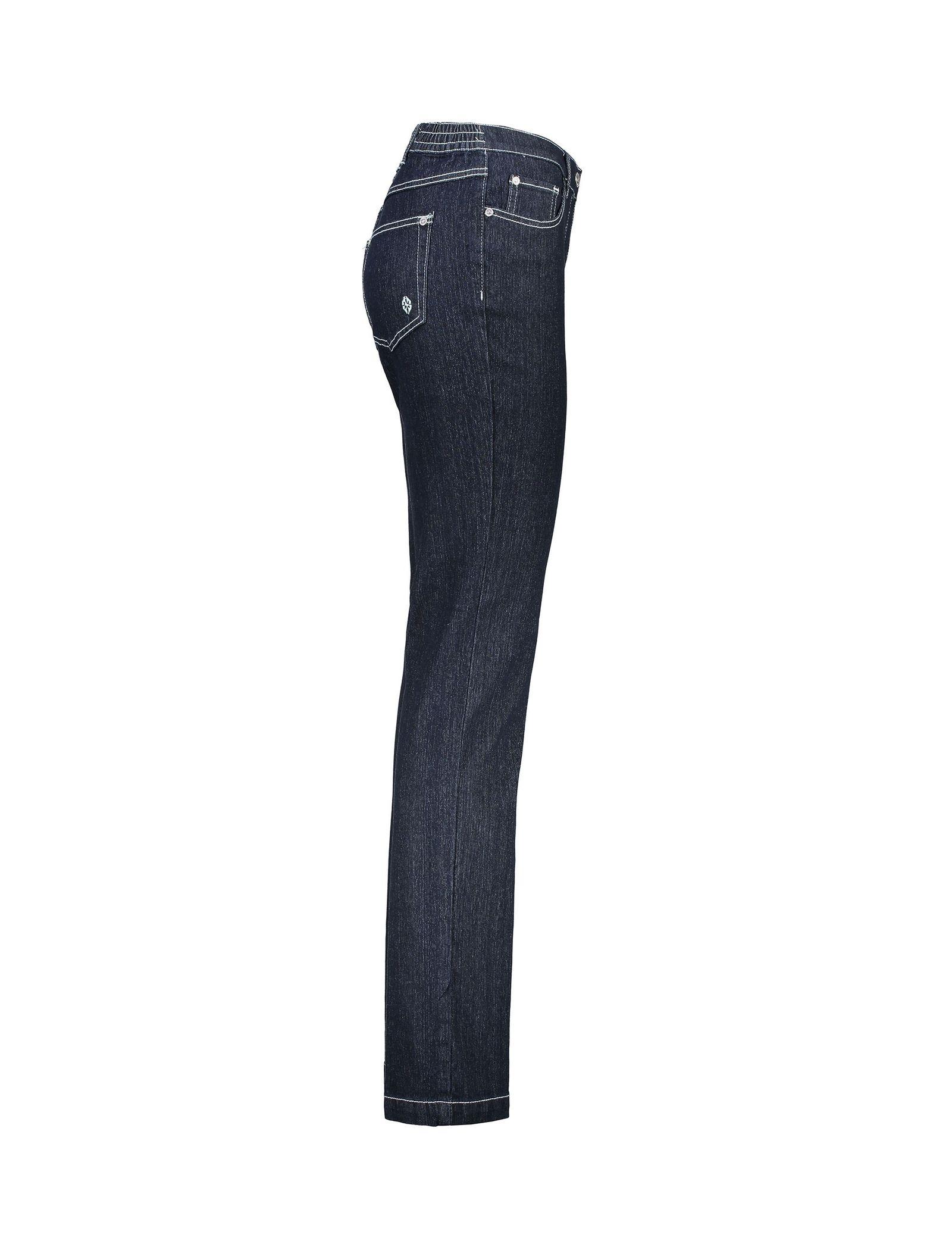 شلوار جین راسته زنانه - پونت روما - جين - 3
