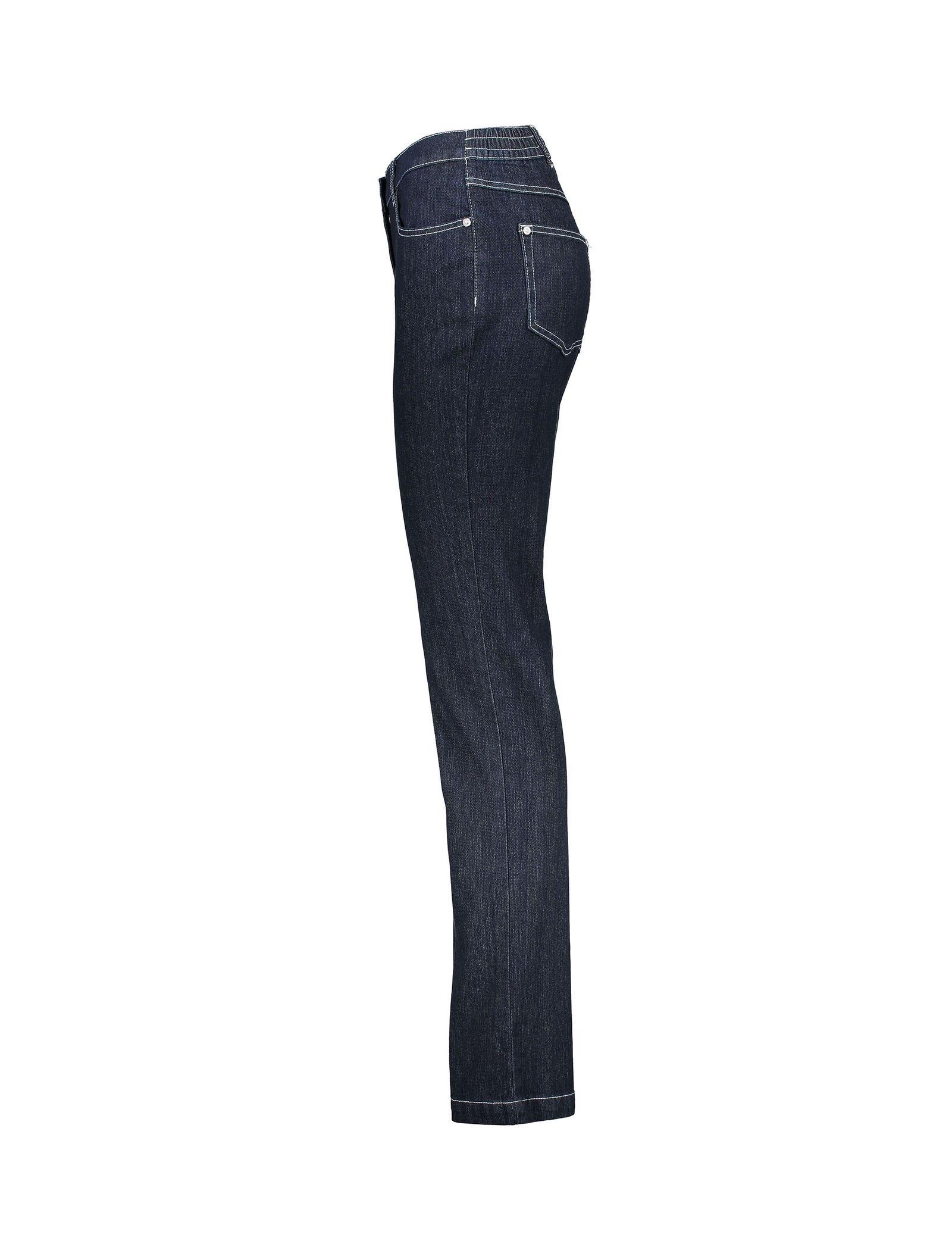 شلوار جین راسته زنانه - پونت روما - جين - 4