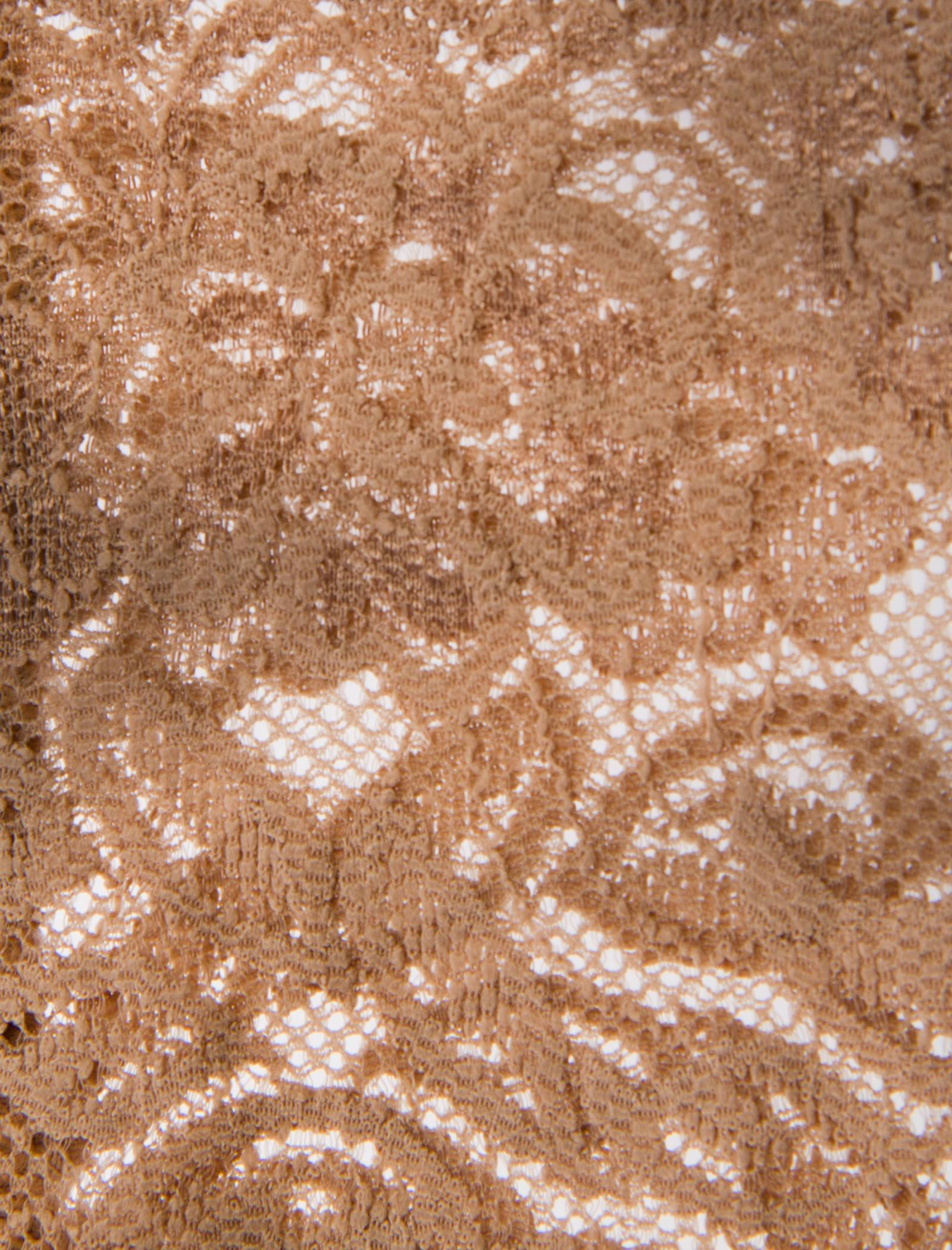 جوراب ساق بلند زنانه - لاوین رز - رنگ پا - 3