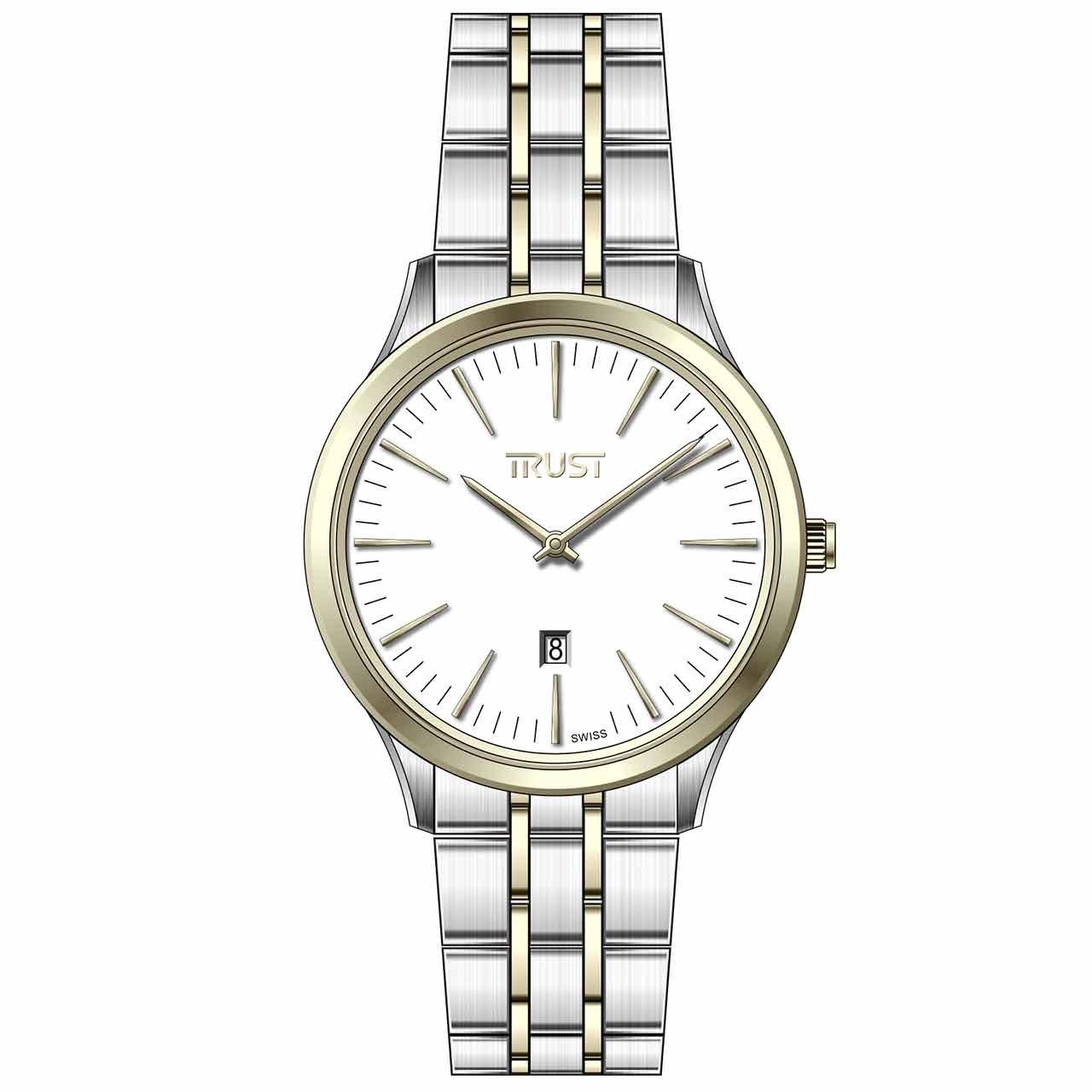 ساعت مچی عقربه ای زنانه تراست مدل L461MMK