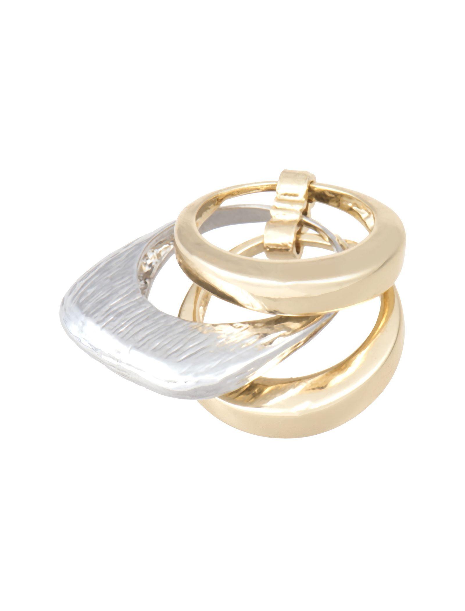 انگشتر زنانه - پارفوا - طلايي - 1