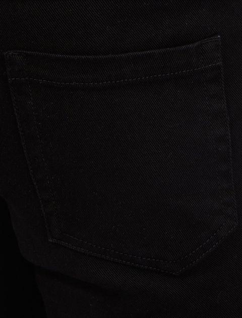 شلوار جین جذب مردانه - مشکي - 7