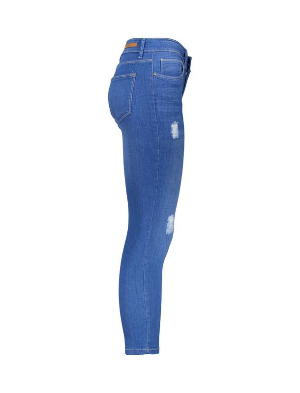شلوار جین زنانه تیفوسی مدل 10014064