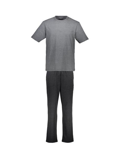 تی شرت و شلوار راحتی نخی مردانه - مین نیو اینگلند