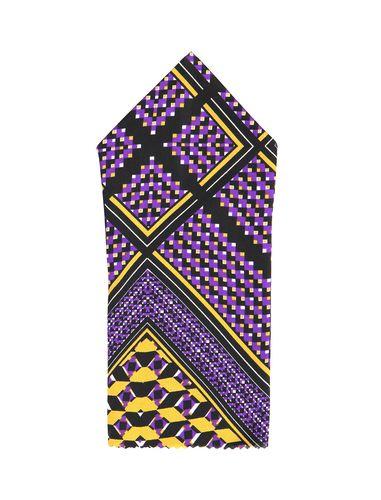 دستمال جیب طرح دار مردانه - خانه مد راد