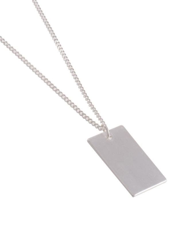 گردنبند برنجی آویز زنانه - پی سز سایز 95A