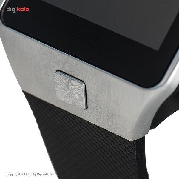 ساعت هوشمند آی لایف مدل Zed Watch C Black main 1 4