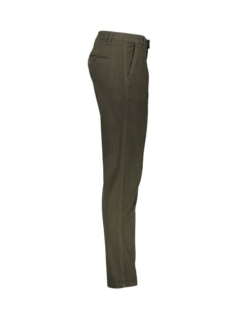 شلوار راسته زنانه - جنیفر - خاکي - 4