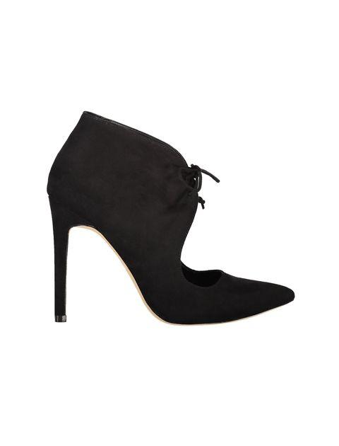 کفش پاشنه بلند زنانه - مشکي - 1