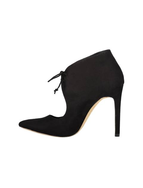 کفش پاشنه بلند زنانه - مشکي - 3
