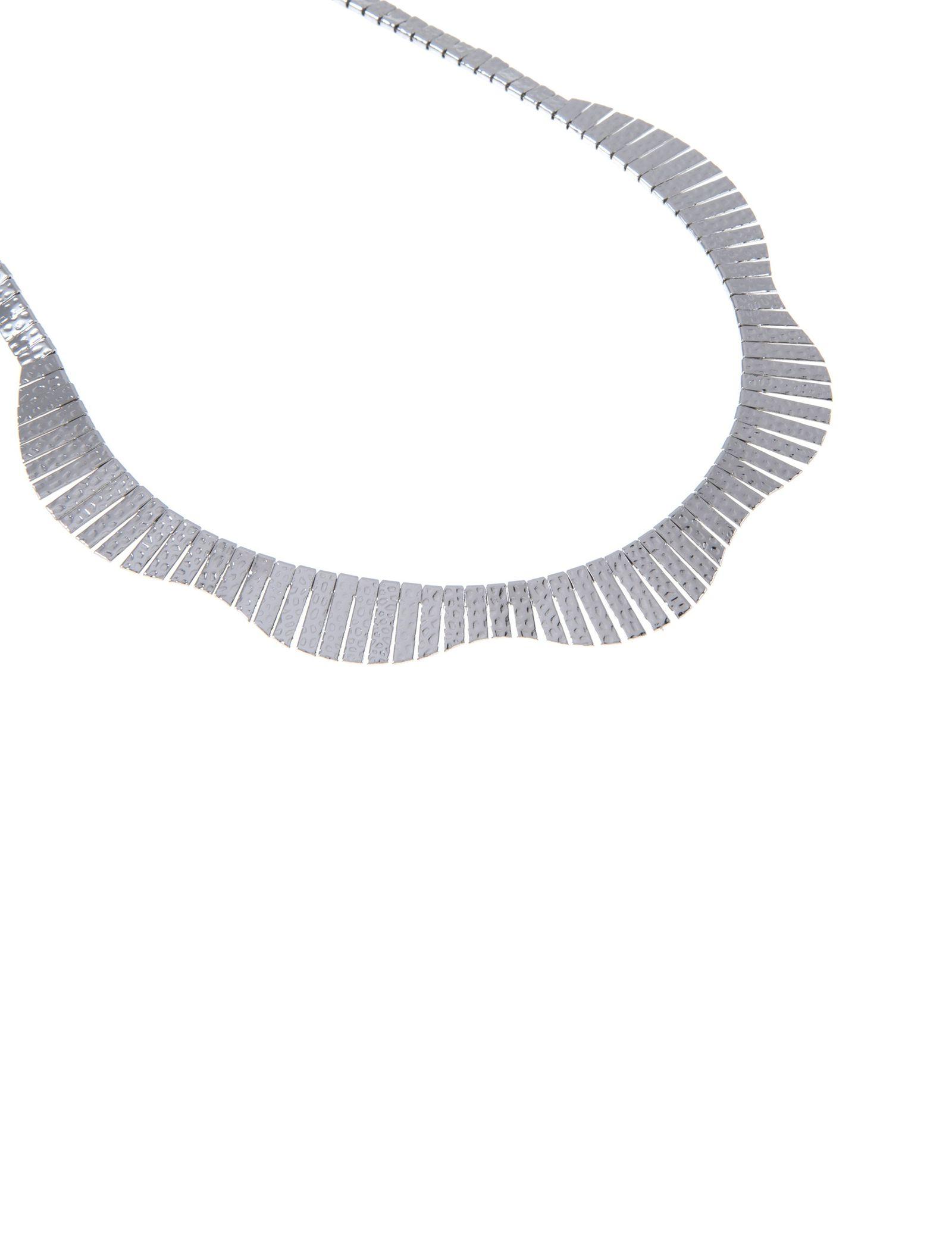 گردنبند زنانه - پارفوا - نقره اي - 2