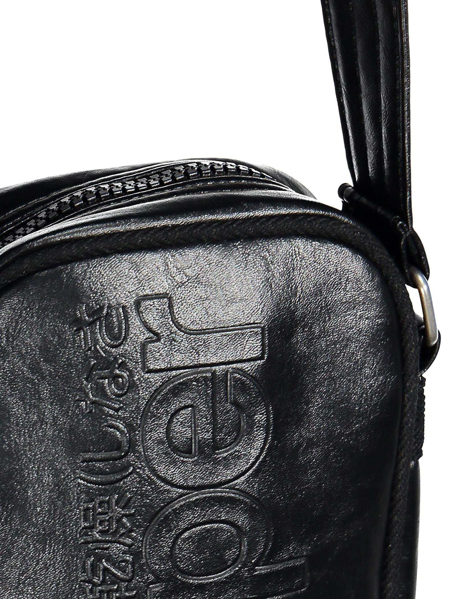 کیف دوشی روزمره بزرگسال - سوپردرای - Black - 6