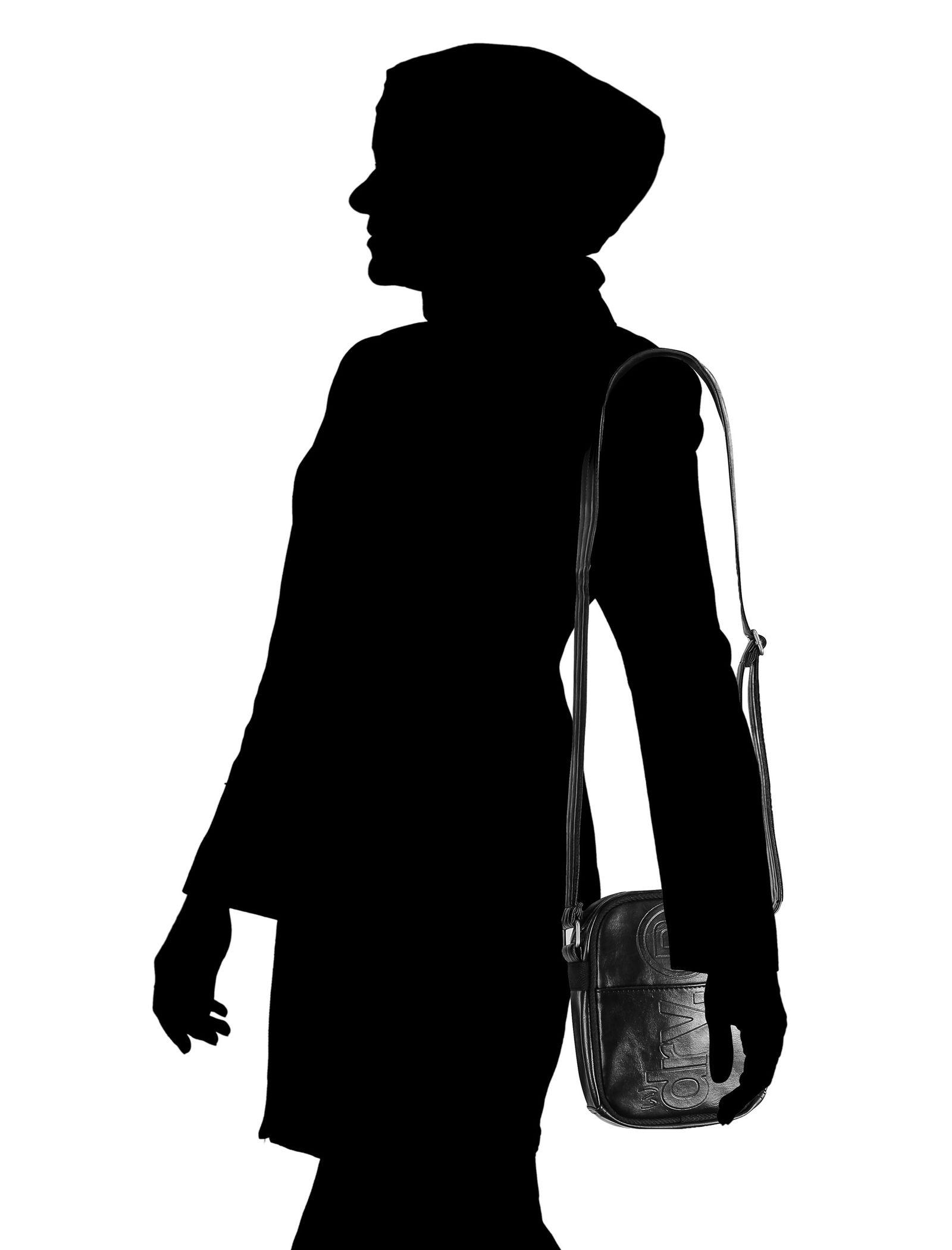 کیف دوشی روزمره بزرگسال - سوپردرای - Black - 8