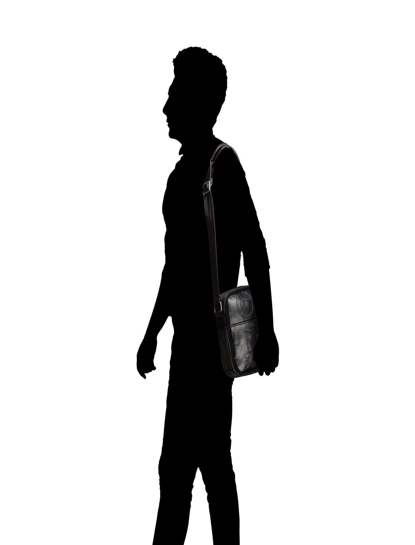 کیف دوشی روزمره بزرگسال - سوپردرای - Black - 9