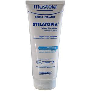 کرم نرم کننده صورت و بدن موستلا مدل استلاتو پیا حجم 200میلی لیتر