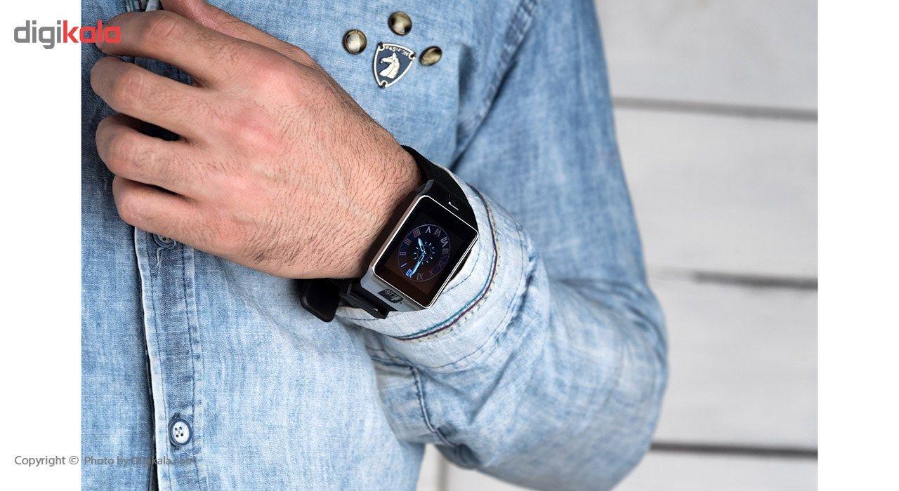 ساعت هوشمند آی لایف مدل Zed Watch C Black main 1 9