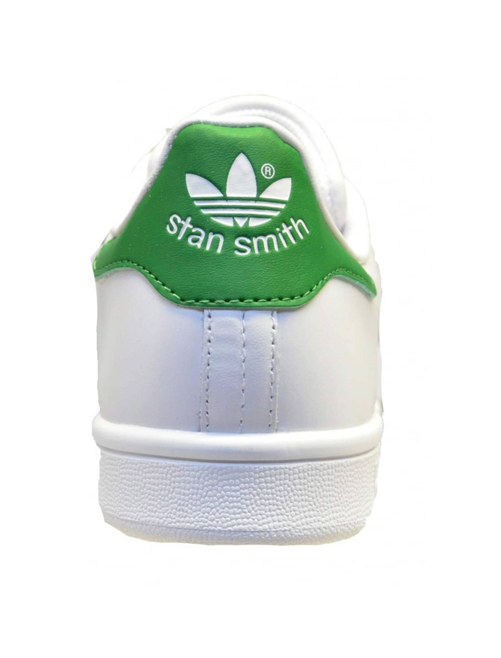 کتانی بندی مردانه Stan Smith - آدیداس - سفيد - 4