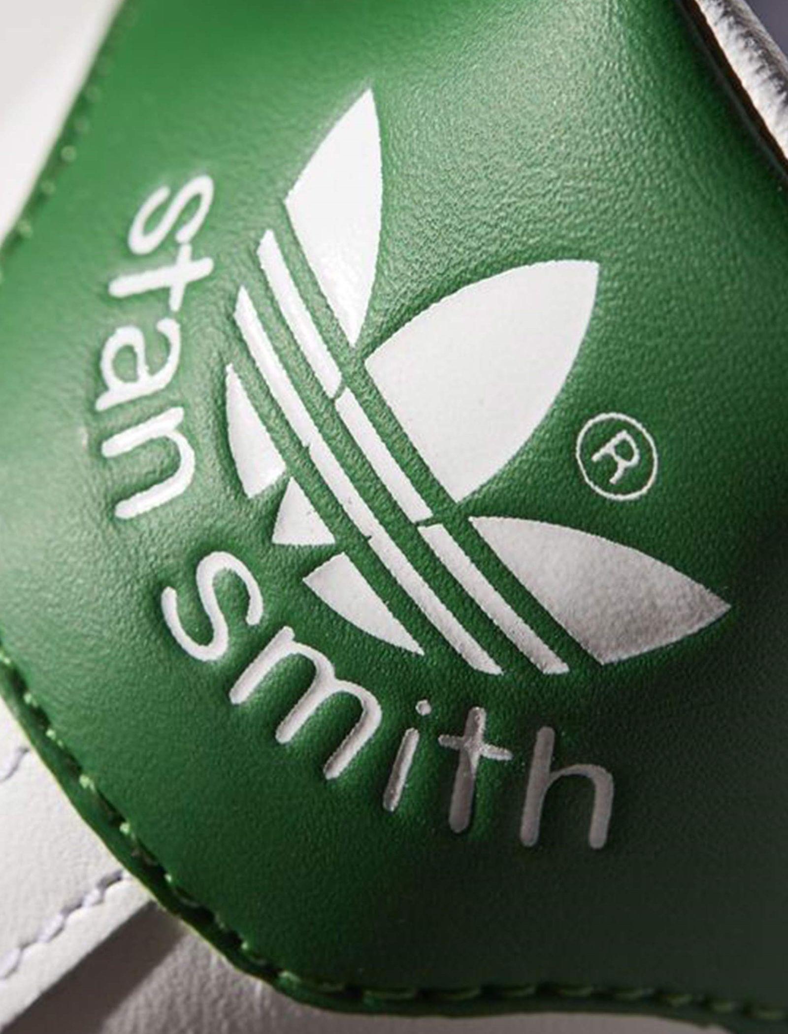 کتانی بندی مردانه Stan Smith - آدیداس - سفيد - 5