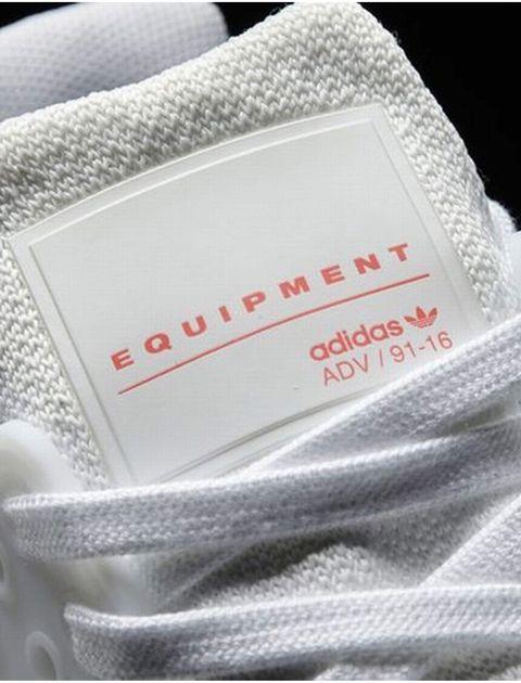 کفش راحتی زنانه آدیداس مدل EQT Support ADV - سفيد - 7