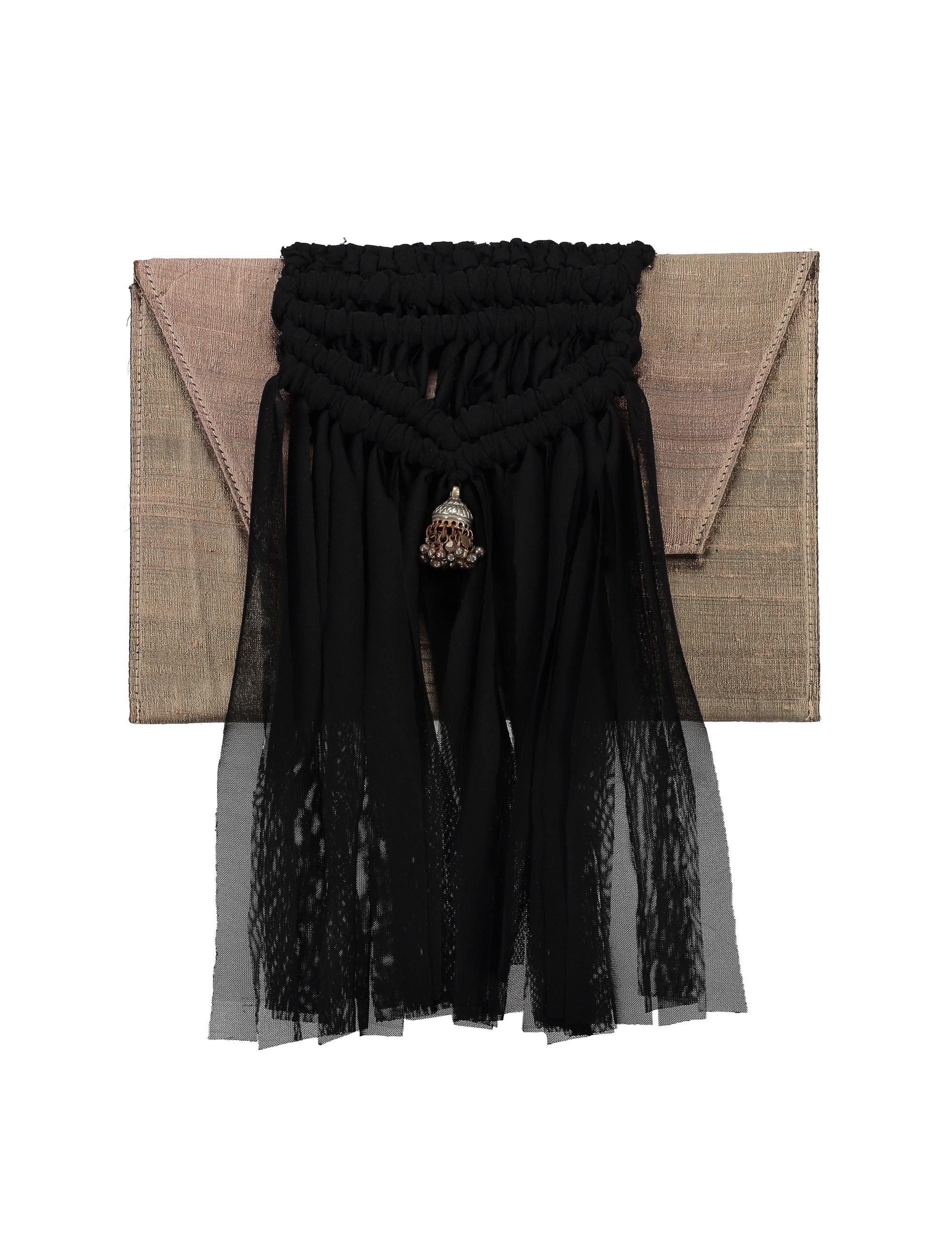 کیف دستی پارچه ای دست ساز زنانه - کندیس تک سایز