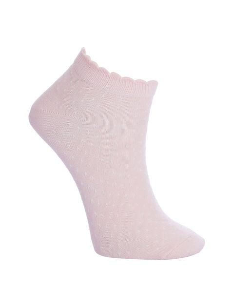 جوراب ساق کوتاه زنانه بسته 4 عددی - چندرنگ  - 5