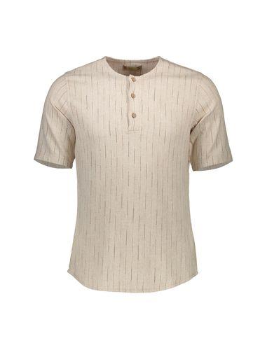 پیراهن آستین کوتاه مردانه مدل طبری