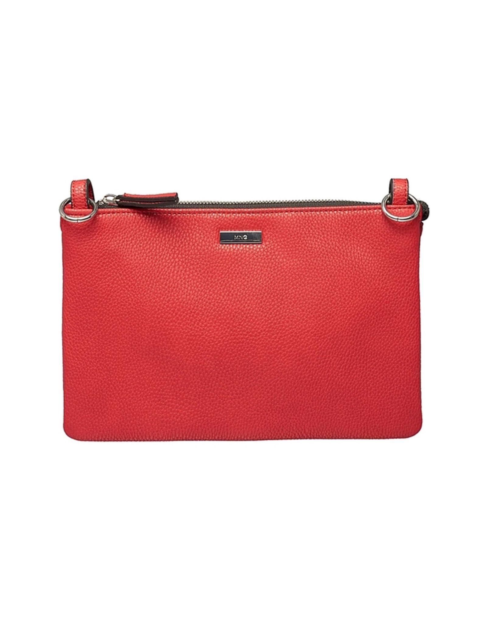 کیف دوشی روزمره زنانه - مانگو - قرمز - 1