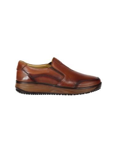 کفش طبی چرم مردانه - شهر چرم