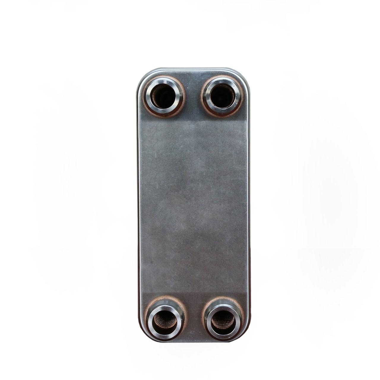 مبدل حرارتی صفحه ای هپاکو مدل HP-120 با ظرفیت 1200 لیتر بر ساعت