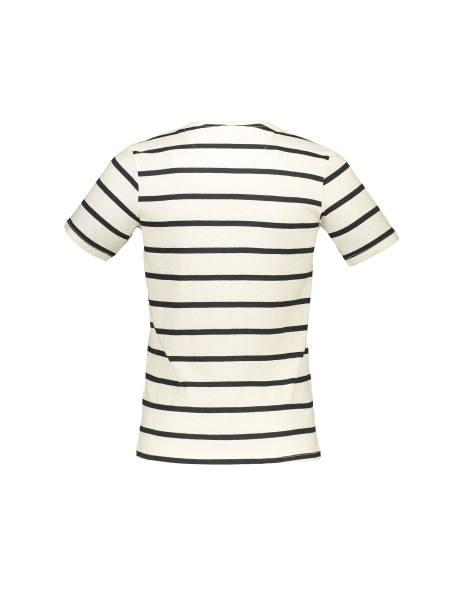 تی شرت نخی آستین کوتاه مردانه -  - 2