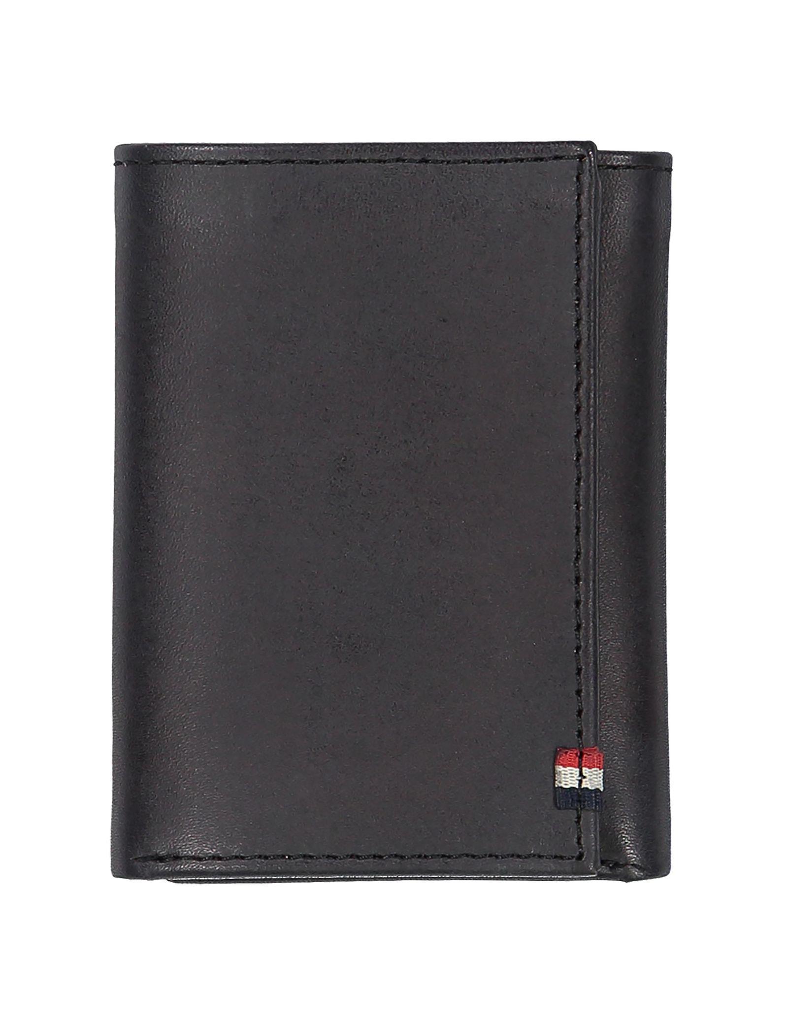 کیف پول کتابی چرم مردانه Premium Bi Fold Leather - سوپردرای - مشکي - 1