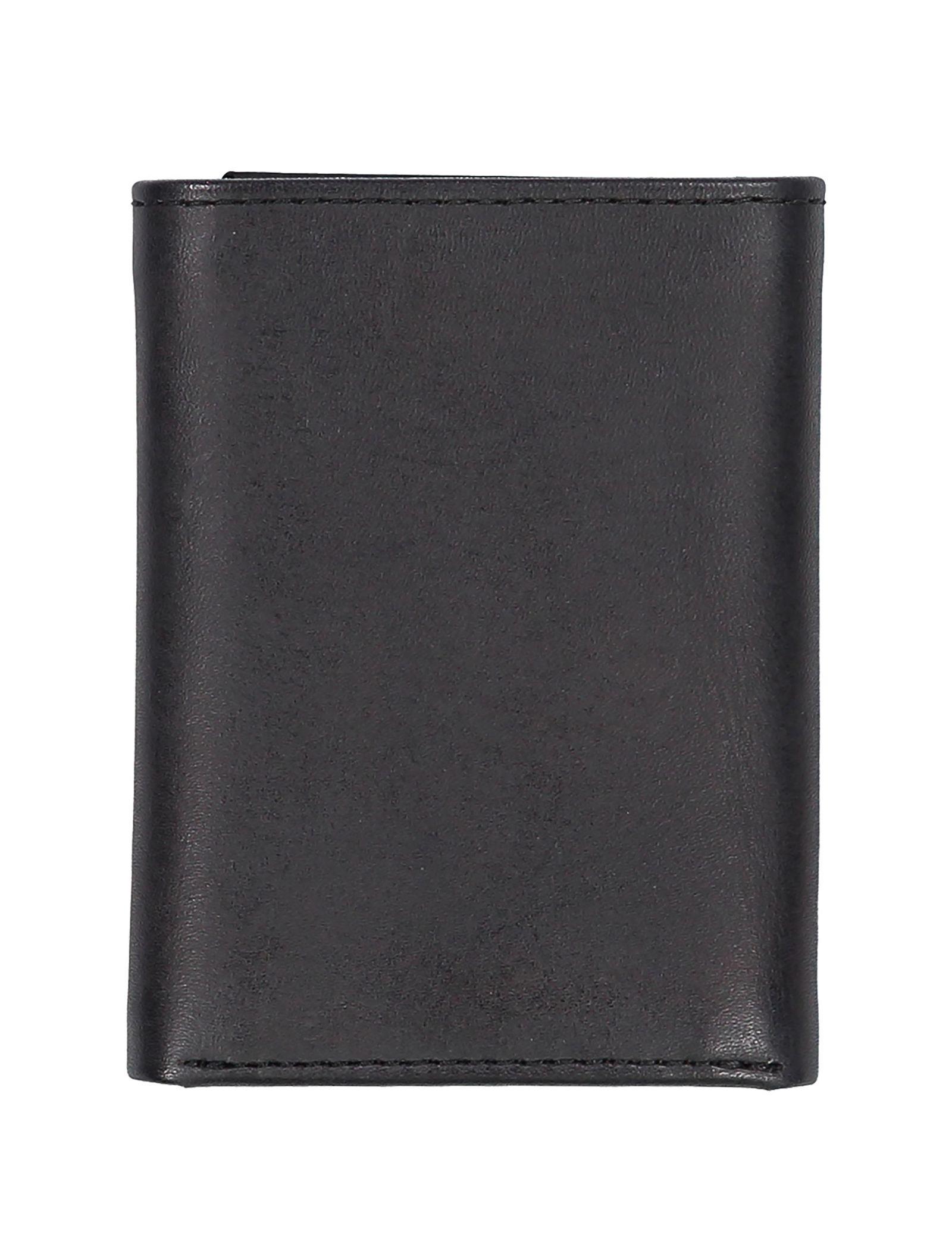 کیف پول کتابی چرم مردانه Premium Bi Fold Leather - سوپردرای - مشکي - 2