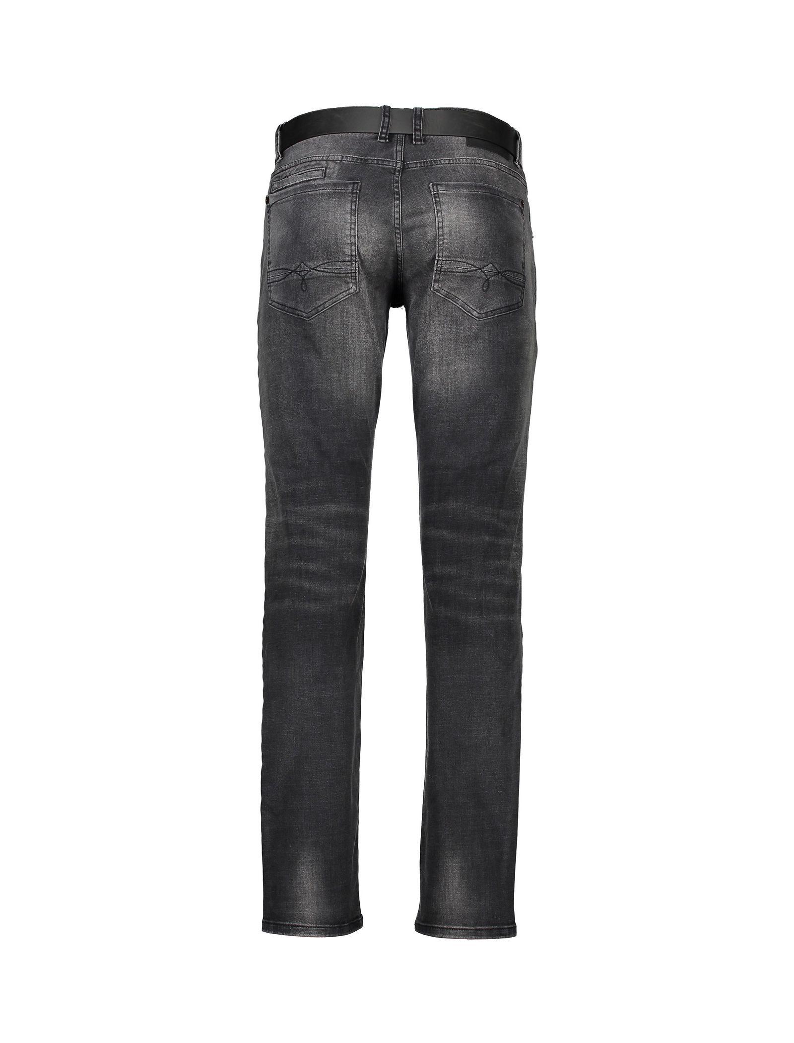 شلوار جین راسته مردانه - اس.اولیور - طوسي تيره - 2