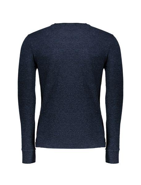 تی شرت آستین بلند مردانه Surplus Goods - سرمه اي - 2