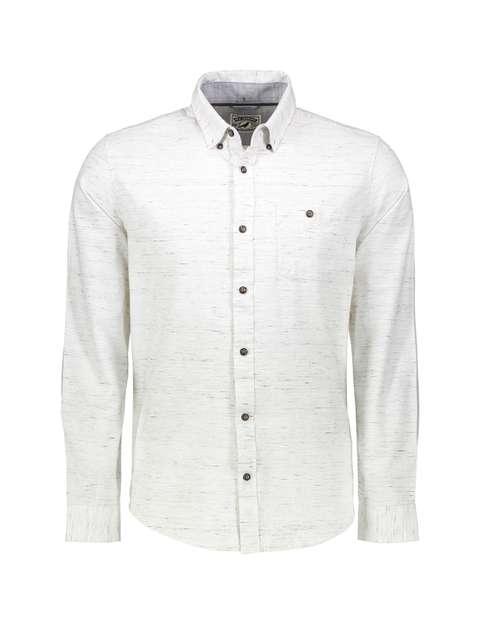 پیراهن نخی مردانه - رد هرینگ
